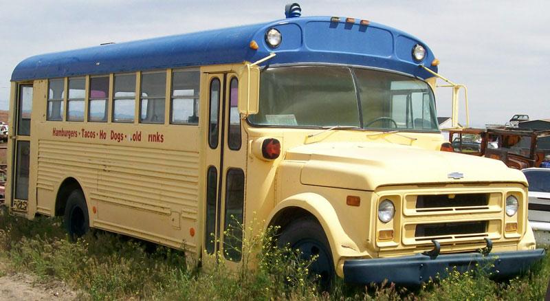 Step Van: School Bus For Sale Craigslist