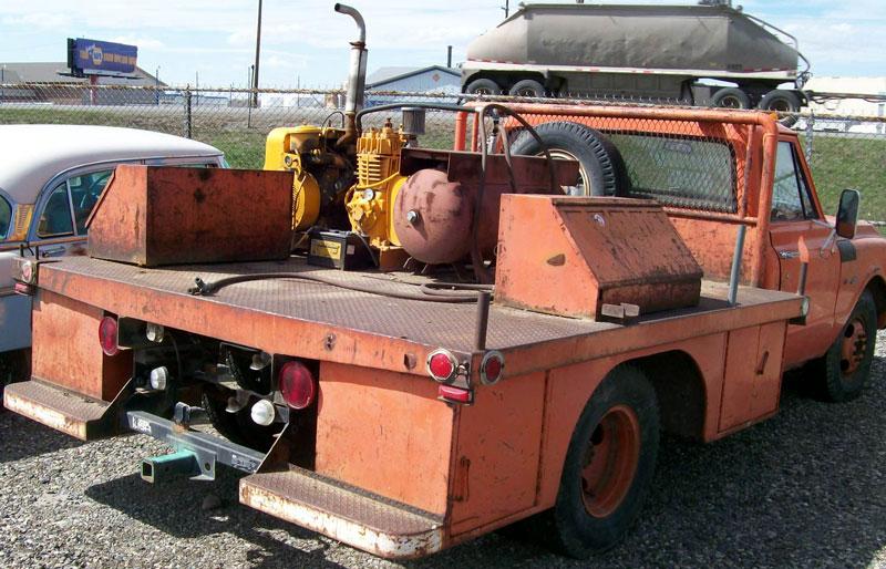 restored original and restorable chevrolet trucks for sale 1956