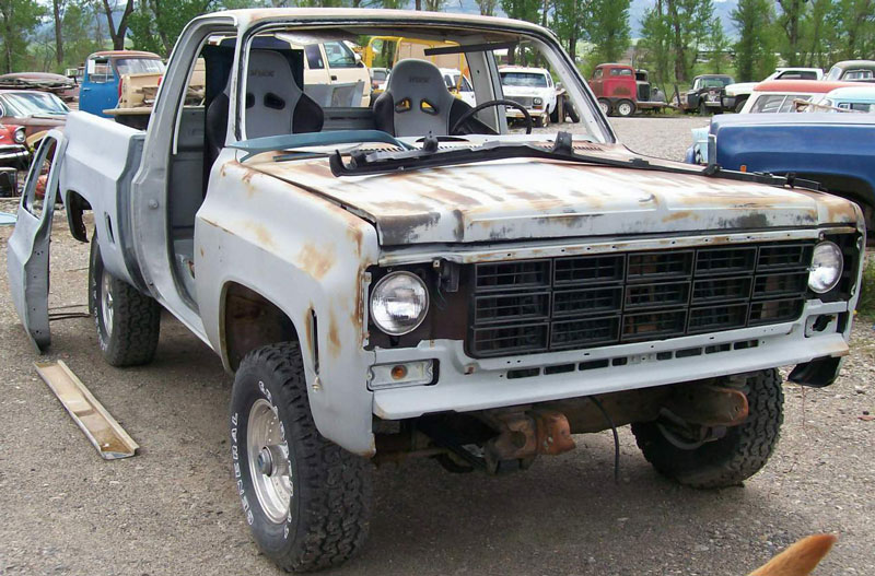 Restored, Original and Restorable Chevrolet Trucks For ...