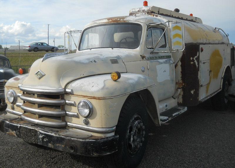Restored, All Originasl and Restorable Diamond T Project Trucks For Sale