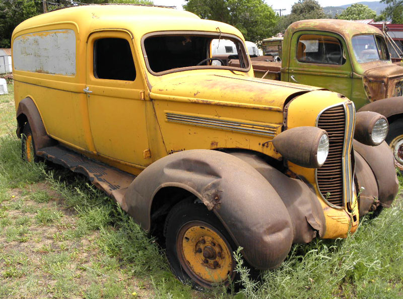 Antique truck for sale
