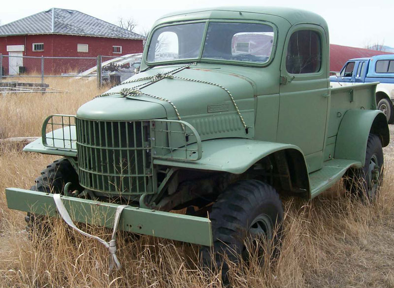 Dodge Power Wagon Wc For Sale Craigslist | Autos Post