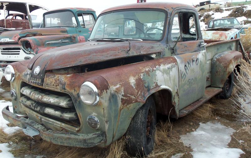 Restored & Restorable Dodge Classic & Vintage Trucks For Sale