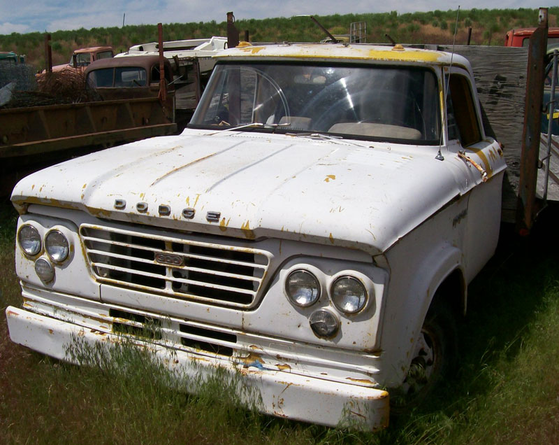 Restored, Original and Restorable Dodge Trucks For Sale 1955-82