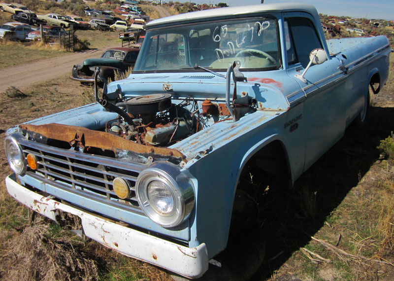 Dodge D Pu on 1964 Dodge Truck 4 Door