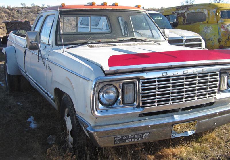 Restored, All Original and Restorable Dodge Project Trucks For Sale