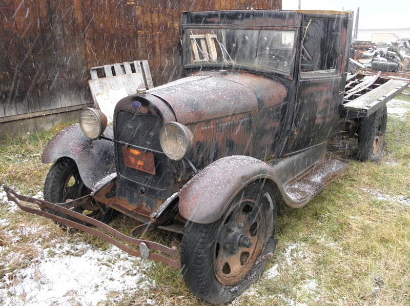 1929 Ford Model AA 1 2 Ton Farm Truck For Sale 3500