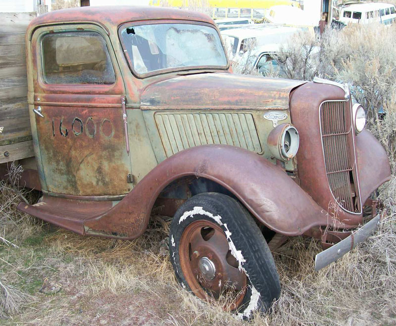 Restored, All Original & Restorable Ford Project Trucks For Sale 1923-42