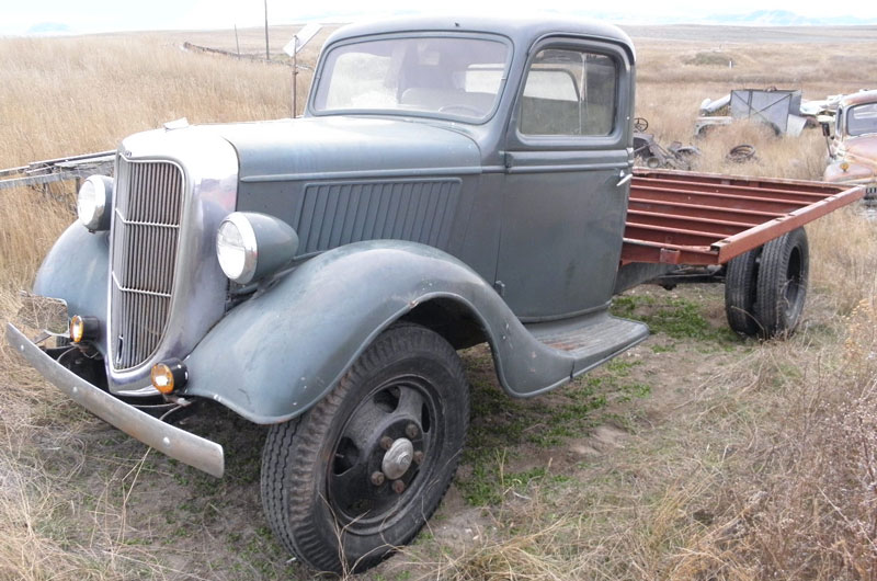 Craigslist Ohio Cars For Sale By Owner >> Craigslist 1936 Ford Truck For Sale.html | Autos Weblog