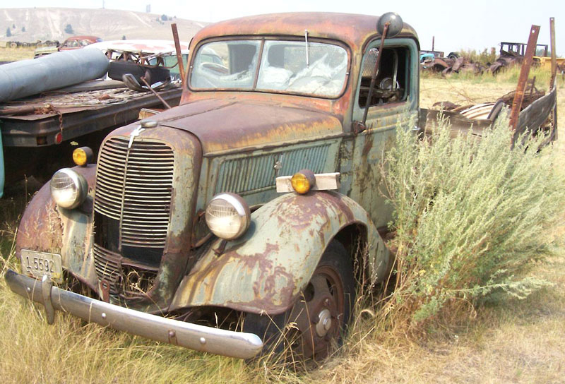 1937 Ford Truck for Sale