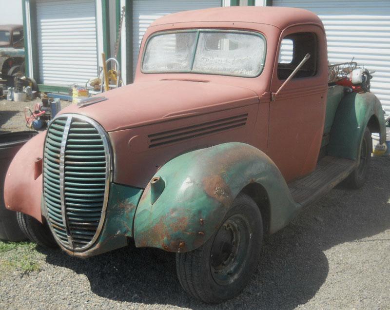 Restored, Original & Restorable Ford Trucks For Sale 1923-42