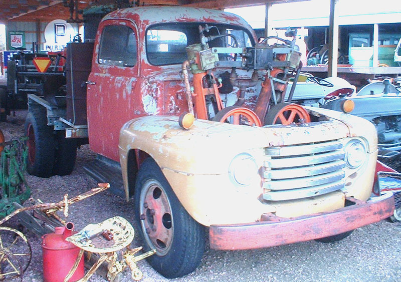 1954 Ford F100 Restoration | Autos Weblog