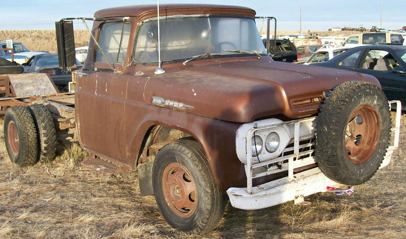 1960 Ford Truck