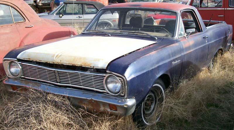 Restored, Original and Restorable Ford Trucks For Sale 1956-1996