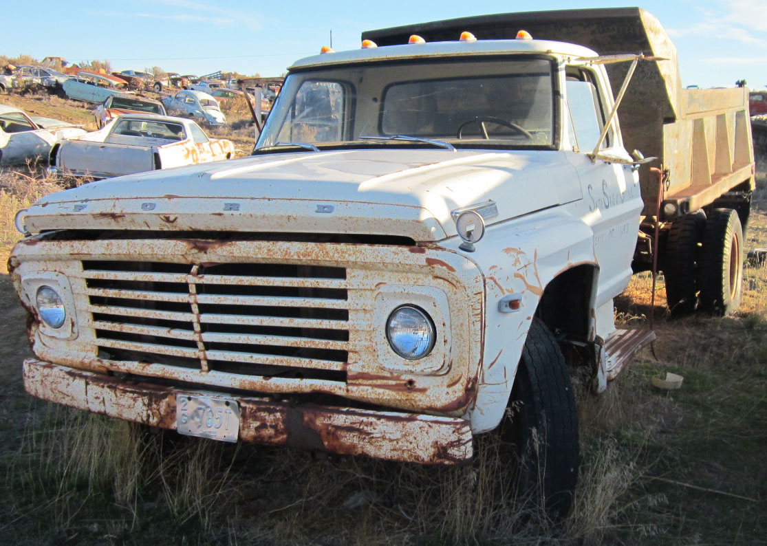 Restored Original And Restorable Ford Trucks For Sale
