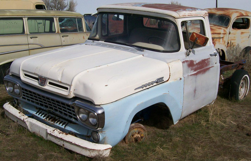 6 Door Truck For Sale >> Restored, Original and Restorable Ford Trucks For Sale 1956-1996