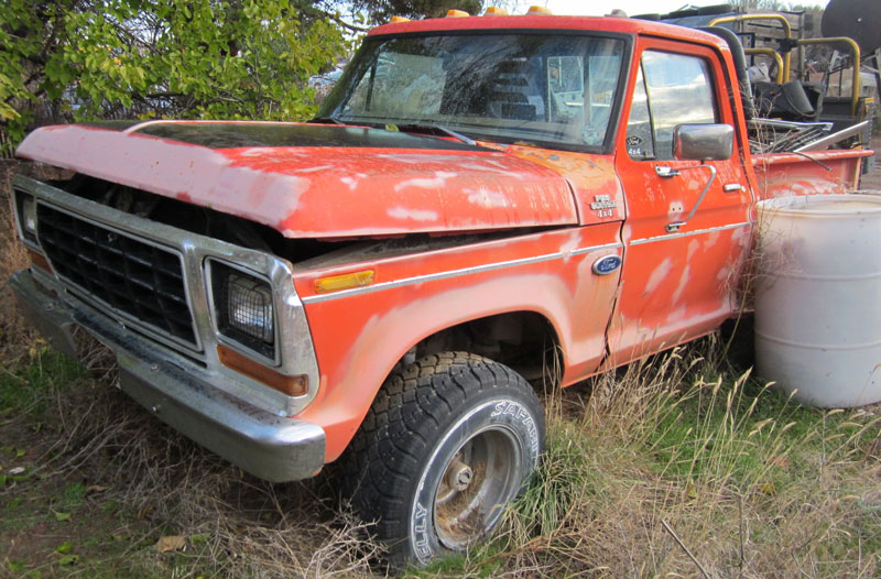 1979 Ford F150 Stepside Box For Sale.html | Autos Weblog