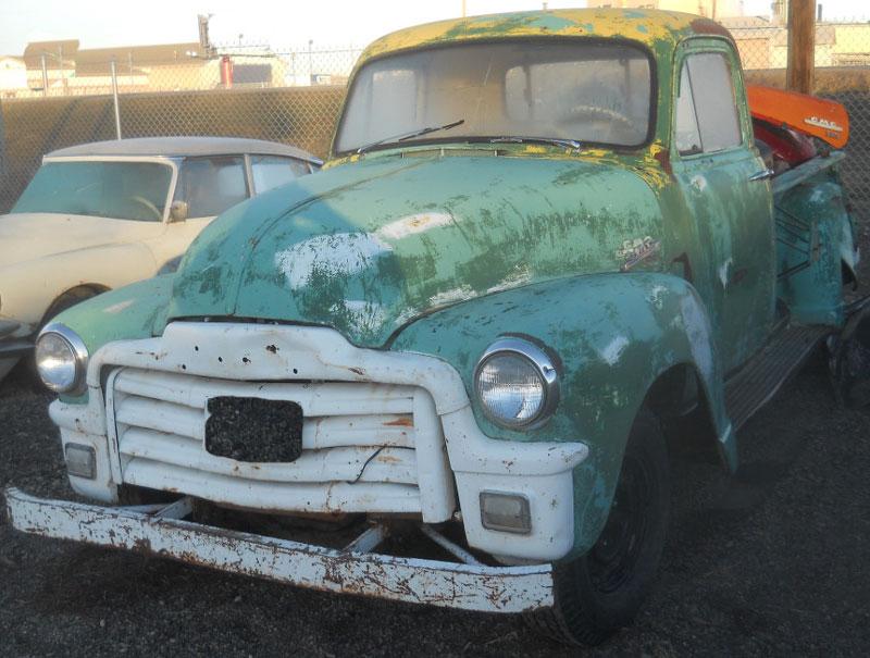 Restored & Restorable GMC Classic & Vintage Trucks For Sale