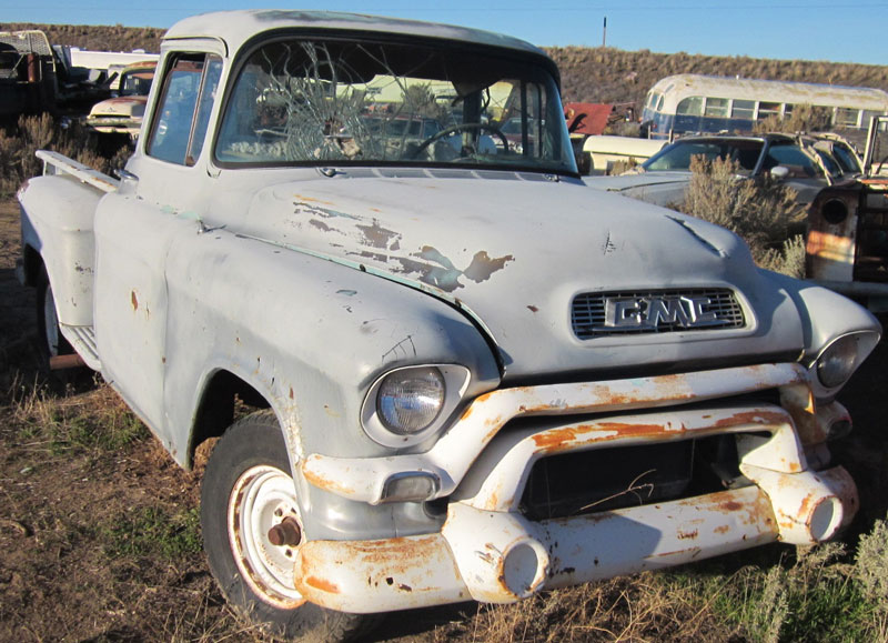 Restored, All Original and Restorble GMC Classic & Vintage