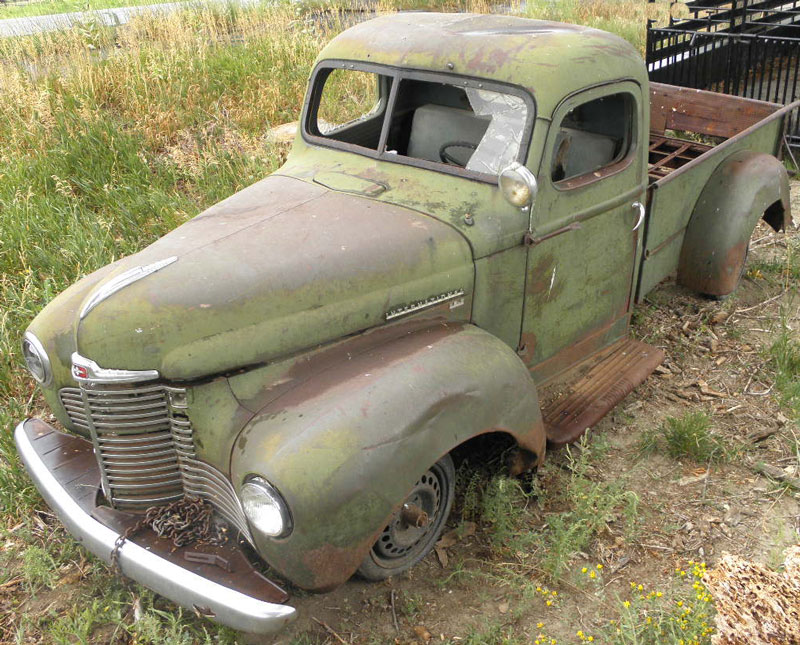 Restored, Original & Restorable IHC International Trucks For Sale