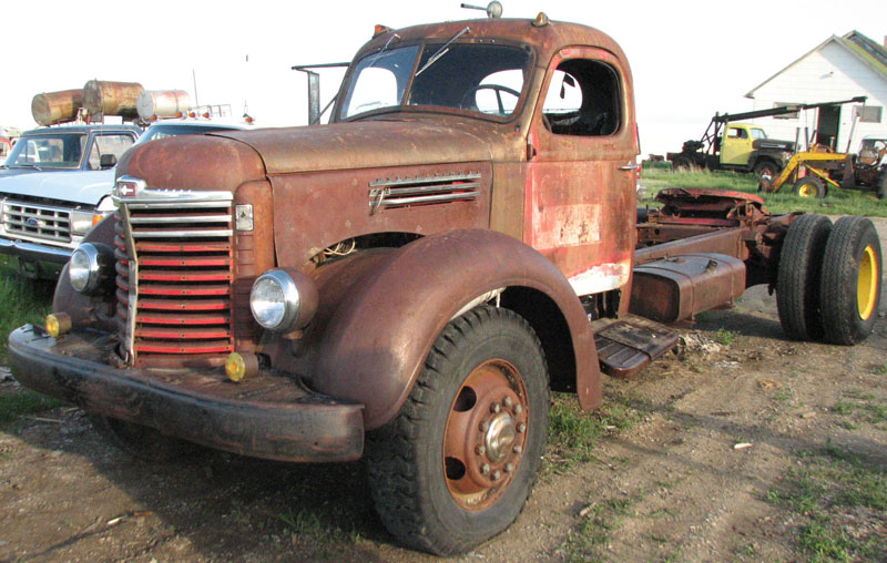 Restored, Original & Restorable IHC International Trucks