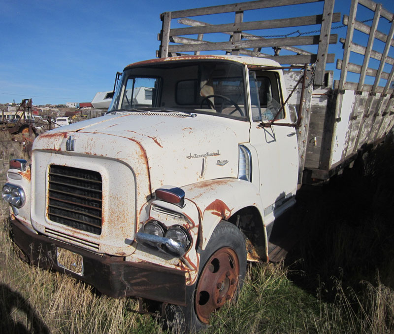Restored, Original & Restorable IHC International Trucks For Sale ...