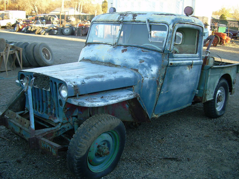 Restored, All Original & Restorable Willys Jeep & Ford GPW Classic