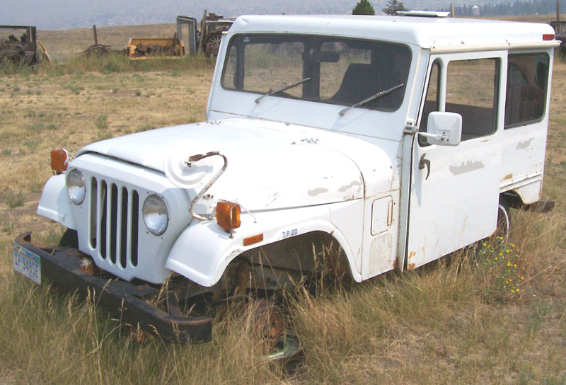 restored all original restorable willys jeep amc 4x4 classic project vehicles for sale 195 83. Black Bedroom Furniture Sets. Home Design Ideas