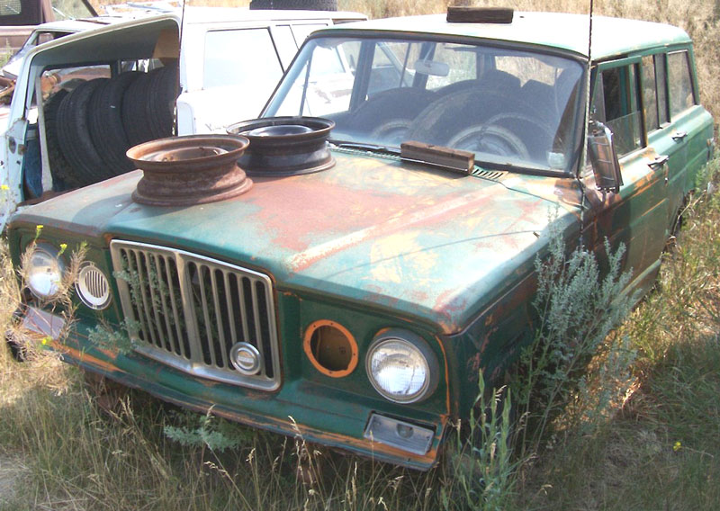 Restored Restorable Jeep 4x4 Classic Vehicles For Sale 1958 88