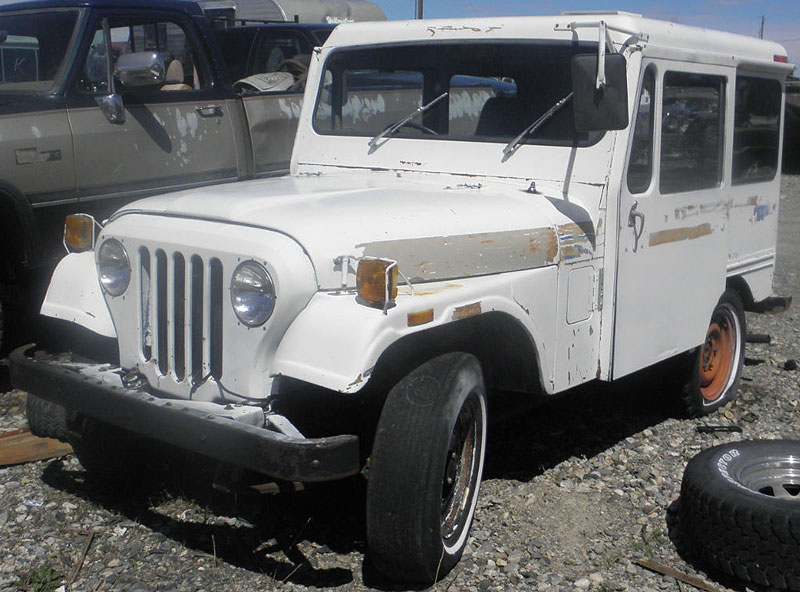 restored restorable jeep 4x4 classic vehicles for sale 1958 88. Black Bedroom Furniture Sets. Home Design Ideas