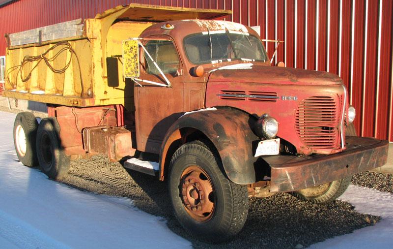 Restored & Restorable Reo Classic & Vintage Project Trucks