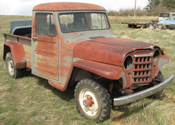 willys truck related images,start 400 - WeiLi Automotive Network