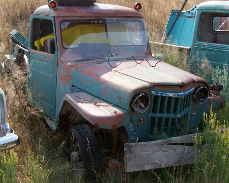 Restored, All Original & Restorable Willys Jeep & Ford GPW