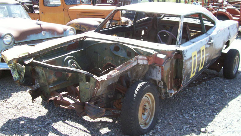 Restorable Customs, Hot Rods and Muscle Project Cars
