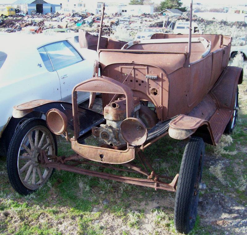 Model T Roadster Fiberglass Bodies – Jerusalem House