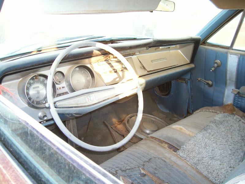 1963 Buick Lesabre 2 Door Hardtop For Sale