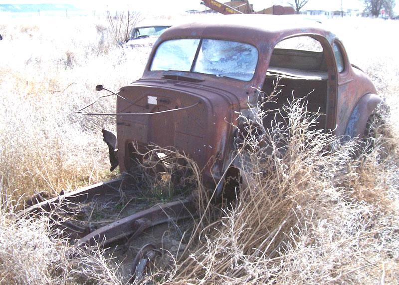 1936 Chevrolet Standard 5 Window Coupe For Sale