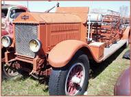 1925 American-LaFrance fire ladder engine front view for sale $9,000