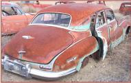 1947 Buick Super Series 50 4 door sedan right rear view for sale $3,000