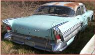 1958 Buick Special 4 Door Sedan right rear view for sale $3,000
