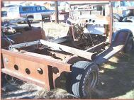 1935 Chevrolet truck started project street rod right rear view