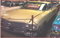 1959 Cadillac Series 62 2 Door Hardtop left front view FOR SALE $48,000