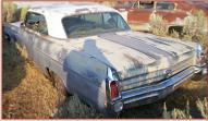 1963 Buick LeSabre 2 door hardtop left rear view for sale $4,500