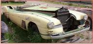1942 Buick Roadmaster custom convertible  sports car right front view for sale $5,500