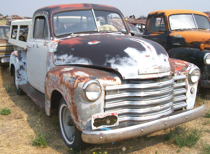 1951 Chevy 5 Window Pickup For Sale Of 1951 Chevrolet 3100 5 Window 1 2 Ton Pickup For Sale