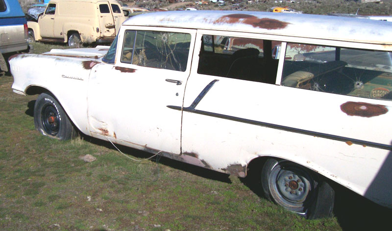 1957 chevrolet one fifty 150 2 door station wagon for sale for 1957 chevy 2 door wagon for sale