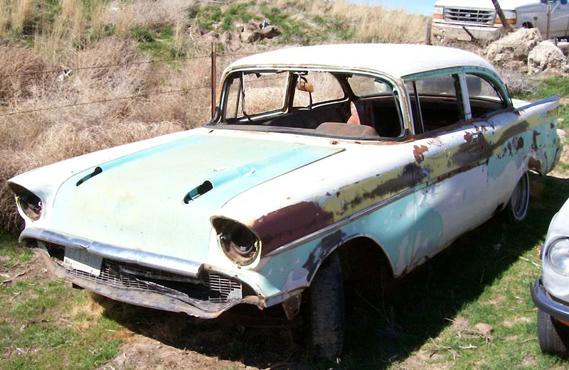 1957 chevrolet bel air 2 door post sedan for sale for 1957 chevy belair 4 door sedan for sale