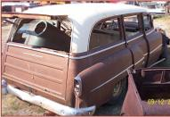1954 Chevy Two-Ten 210 Handyman 4 door station wagon right rear view