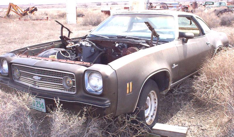 1973 Chevelle Laguna for Sale