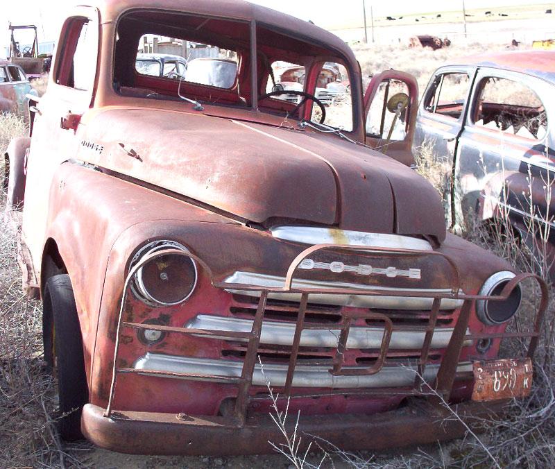 1950 Dodge Series B 2 C 3 4 Ton Pickup For Sale